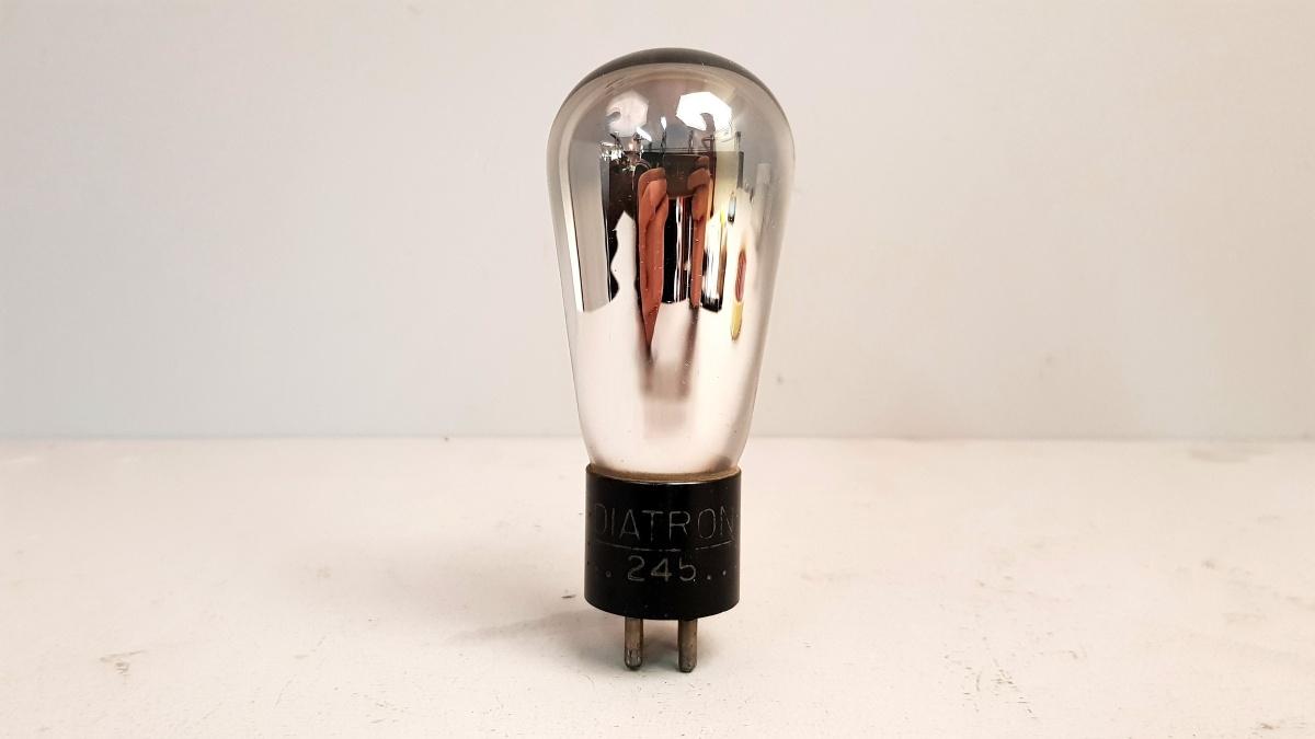 1 valvola tubes DIATRON UX 245 065